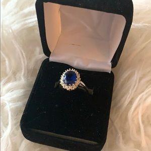 Princess Diana replica wedding ring...Brand New